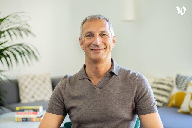 Rencontrez Gilles, PDG & co-fondateur - iExec