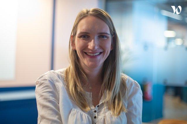 Rencontrez Natalia, Directrice commerciale - WiredScore