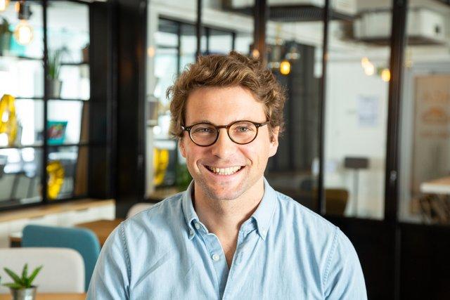 Rencontrez Alexandre, Co founder & managing director - Thiga