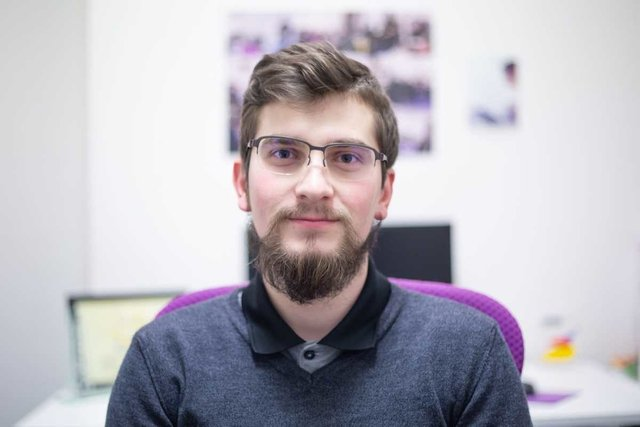 Rencontrez Kévin, Développeur Full-stack - SESAMm