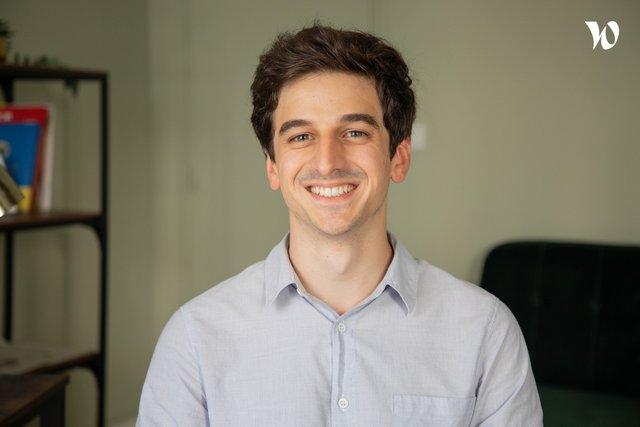 Rencontrez Florian, Directeur de la Relation Client - Helios.do