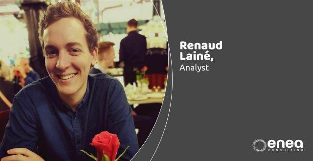 Meet Renaud  - Enea Consulting