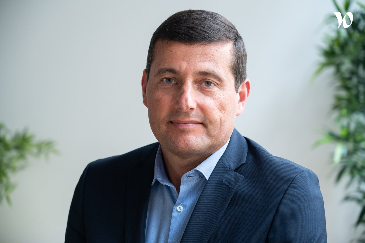 Rencontrez Hervé, Business developer - Calliweb