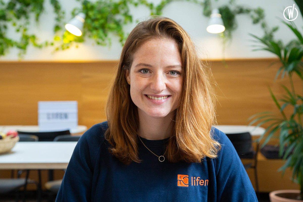 Rencontrez Hélène, Head of Sales Public Sector - Lifen
