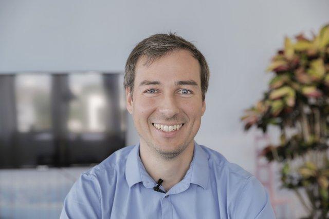 Rencontrez Benjamin, Professional Services Manager - VIALINK