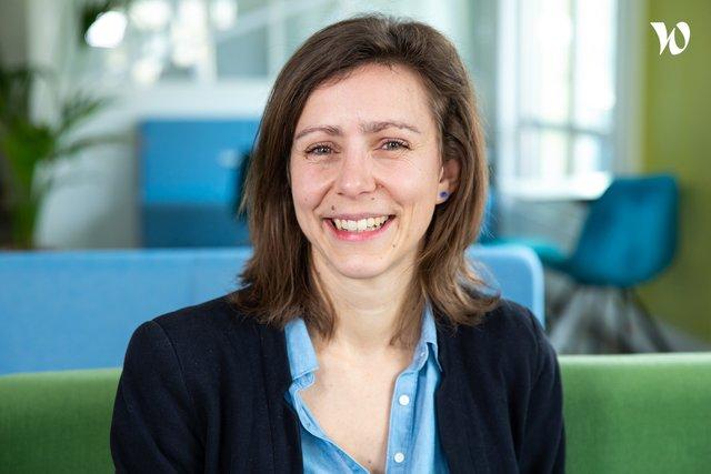 Découvrez Noémie, Chef de projet énergie - GreenFlex