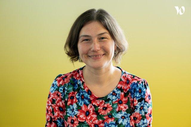 Rencontrez Olga, Chef de projet gestion  - Mismo