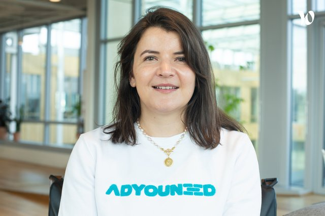 Meet Elodie, Head of Growth - ADYOUNEED