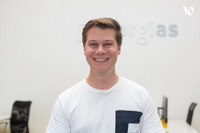 Meet Gleb, Software Engineer - Gorgias