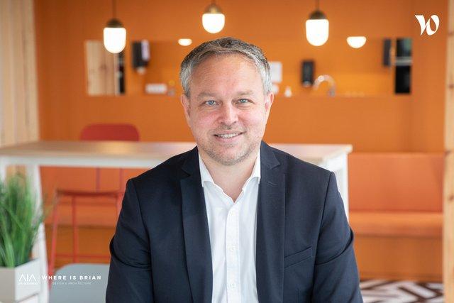 Rencontrez Jean François, Directeur Général O₂ - Oui Care