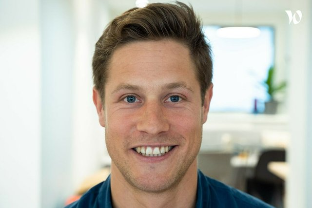 Rencontrez Hugo, Directeur Commercial - Deskeo