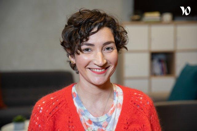 Rencontrez Lorraine, Head of Product - Alma