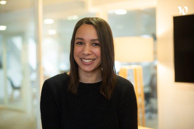 Rencontrez Justine, Responsable Research Produit - DigitalRecruiters