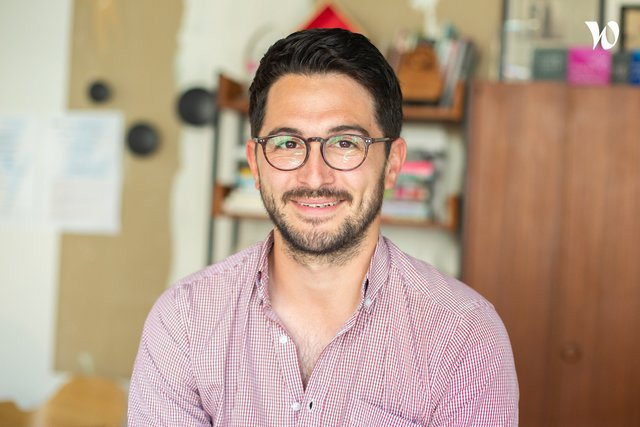 Rencontrez Jeremie Pereira, Sales Senior - Goodeed