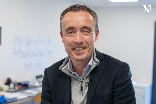 Rencontrez François-Jérôme, Directeur Clientèle - GROUPE EMOSIA - Maison Berger Paris - Devineau