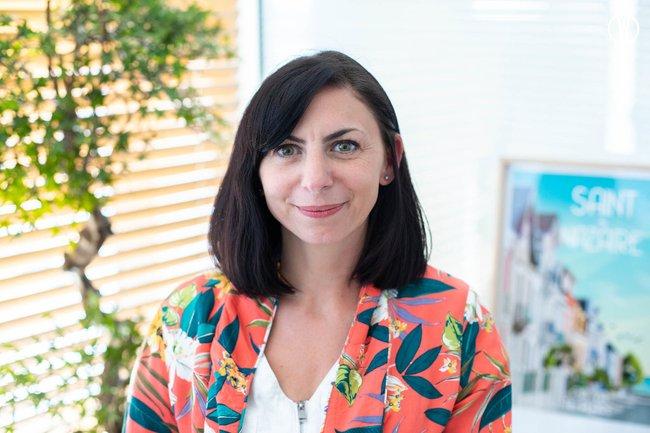 Rencontrez Kristell, Responsable de production  - Livli
