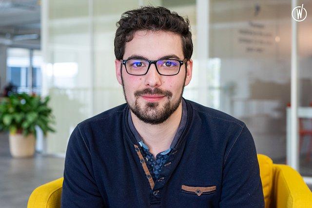 Rencontrez Alexis, Dev architect - HelloAsso