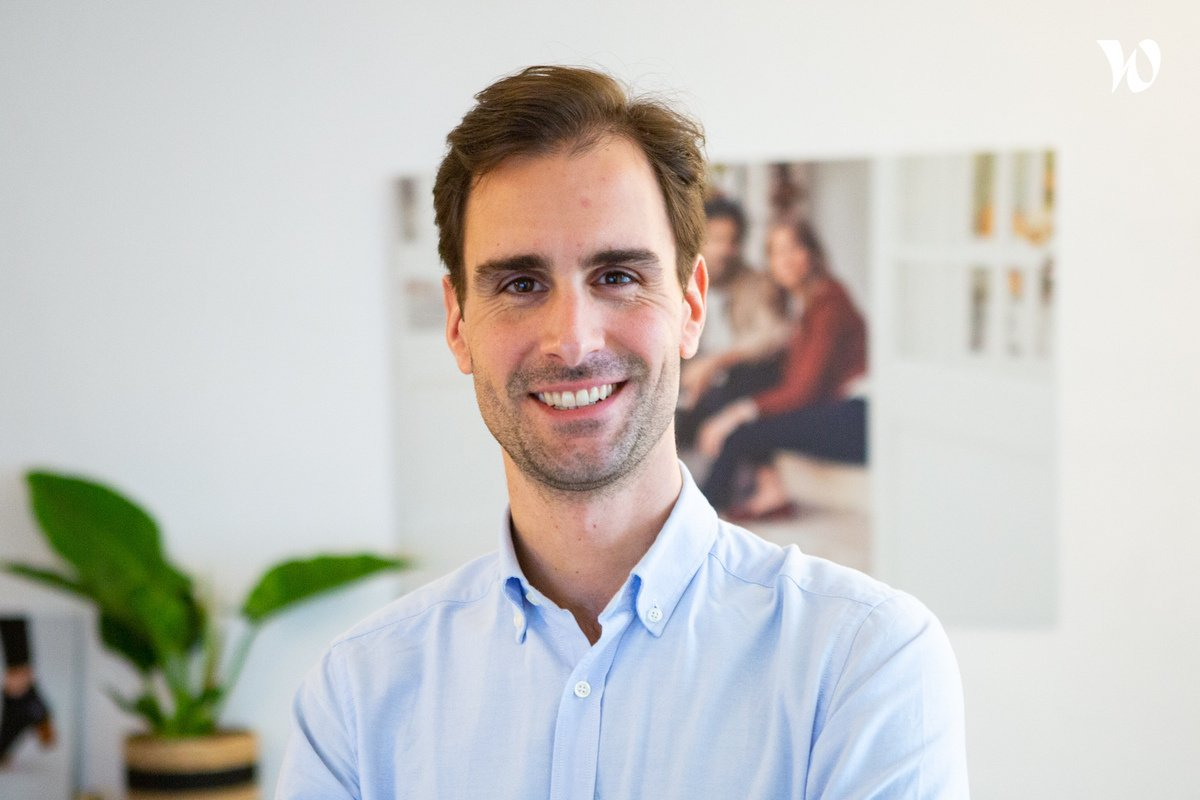 Rencontrez Jérôme, Co fondateur - Groupe PDBM