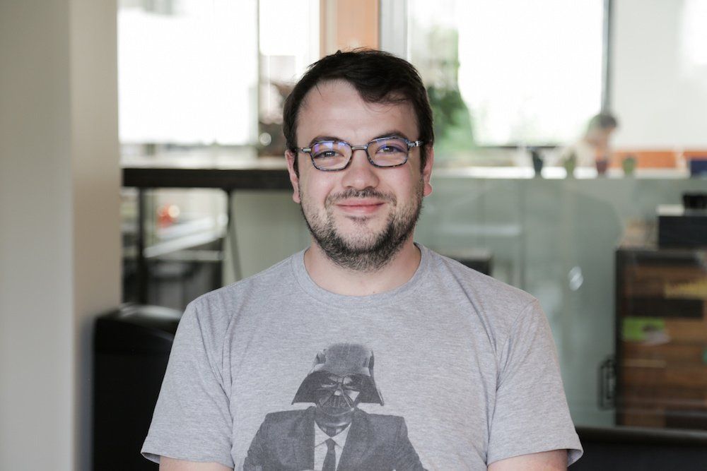 Rencontrez Florent, Développeur Back End & Lead de la Team Data - SFEIR