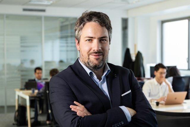 Rencontrez Jérôme, Directeur général - ToMCo