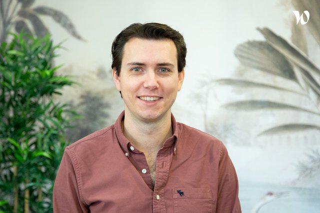 Rencontrez John, Co-fondateur et CTO - Bellman