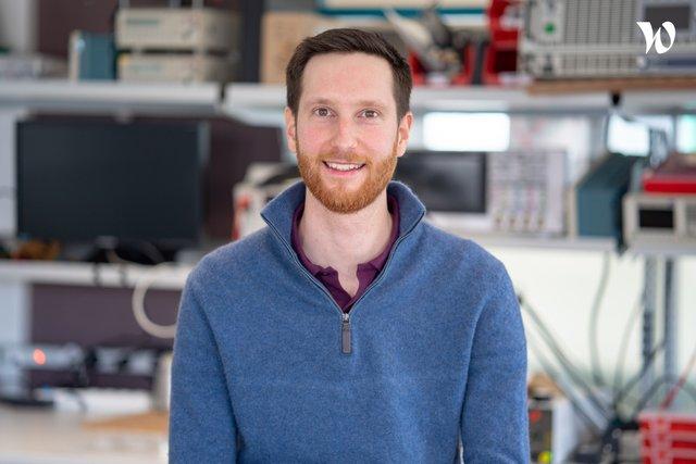 Rencontrez Vincent, Ingénieur en Electronique de Puissance  - LANCEY Energy Storage