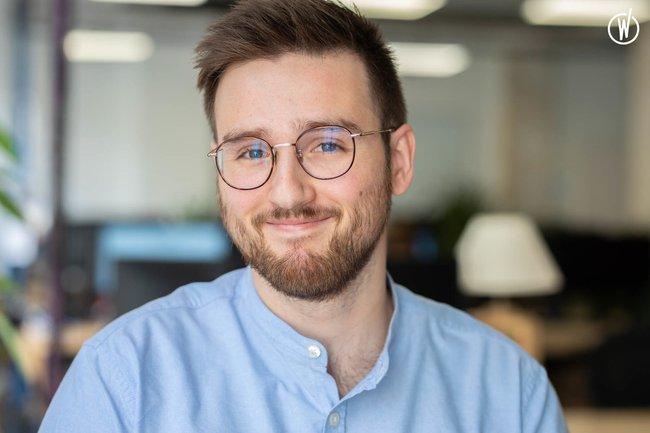Meet Alexandre, Lead Back end Developer - Strapi