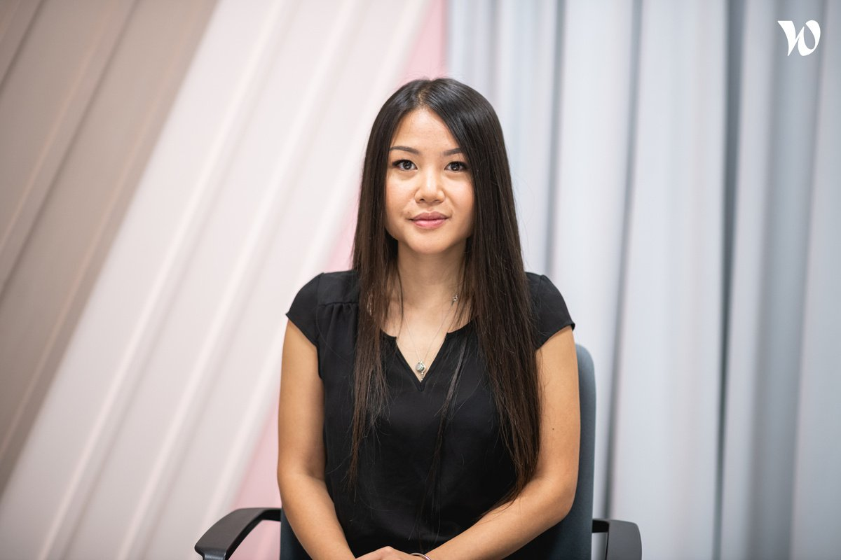 Huyen Dinhová, Nutrilon Brand Manager  - Danone/ Nutricia