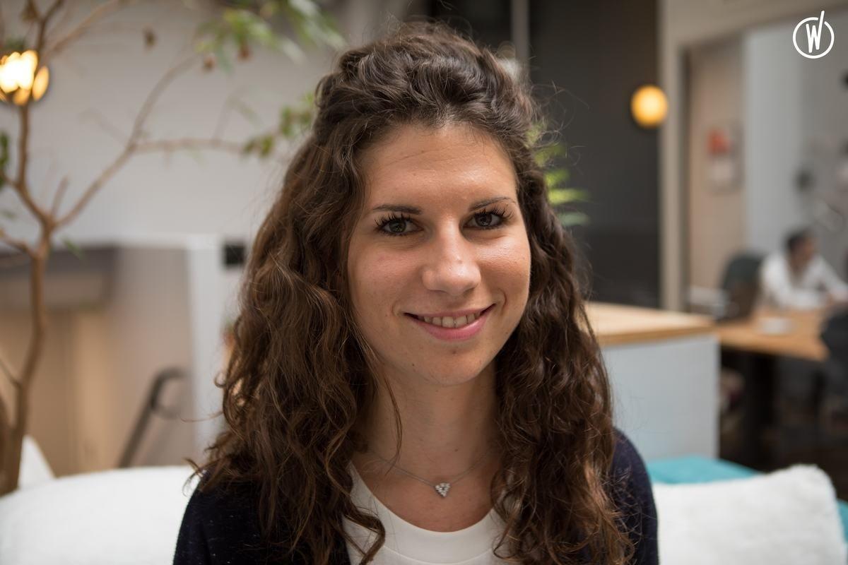 Rencontrez Delphine, Business Developer  - Simundia