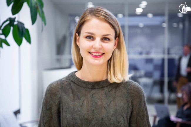 Rencontrez Olga, Consultante  - SBT Human(s) Matter