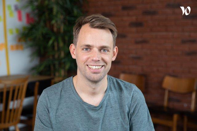 Rencontrez Raphael, CEO - Luko