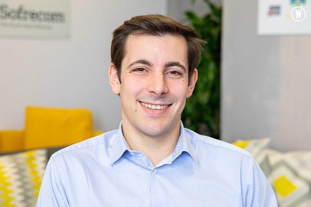 Rencontrez Antoine, Consultant manager en services financiers mobiles - Sofrecom