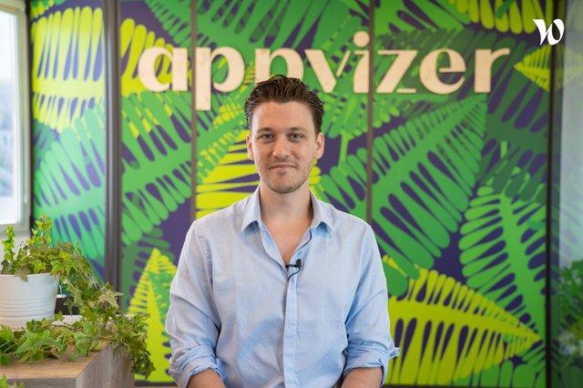 Rencontrez Lucas, Product Manager - Appvizer