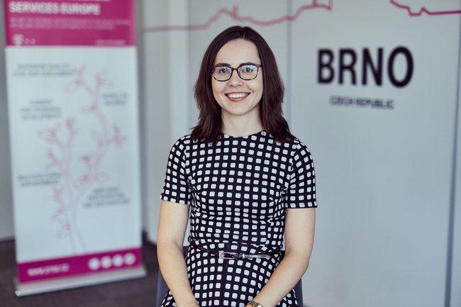 Kateřina Hložková, Group Lead of Digitalization Department - Deutsche Telekom Services Europe - CZ