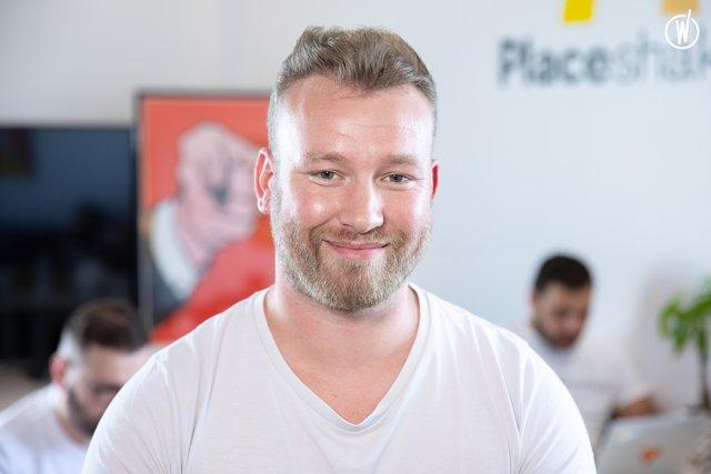 Rencontrez Matthieu, COO - PLACESHAKER