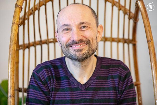 Rencontrez Michael, Product Manager - Easyblue