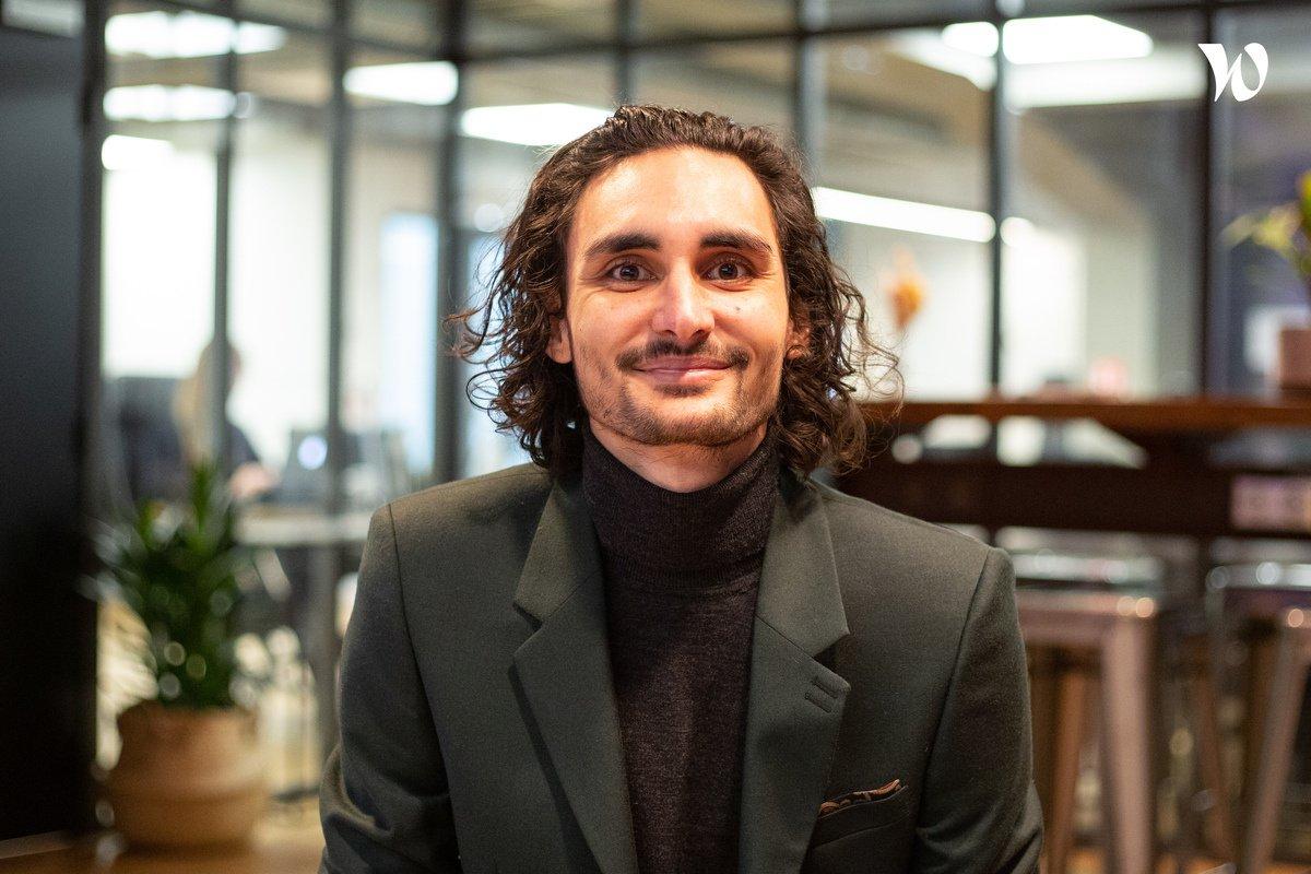 Rencontrez Maxime, CTO & co fondateur - Reech