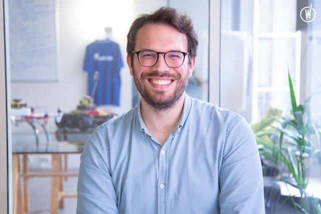 Rencontrez Adrien, R&D Lead Fullstack Software Engineer - Ubudu