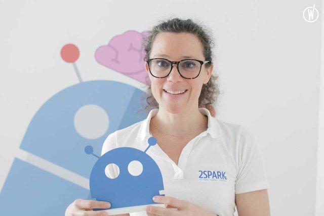 Rencontrez Lara, CEO - 2spark