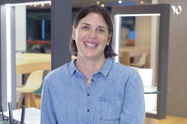 Rencontrez Lucie, Coach agile - Bouygues Telecom