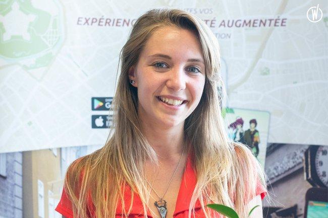 Rencontrez Charlotte, CEO et co fondatrice - Hootside