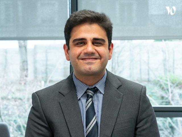 Rencontrez Ismael, Chef de projets industriels  - Elis