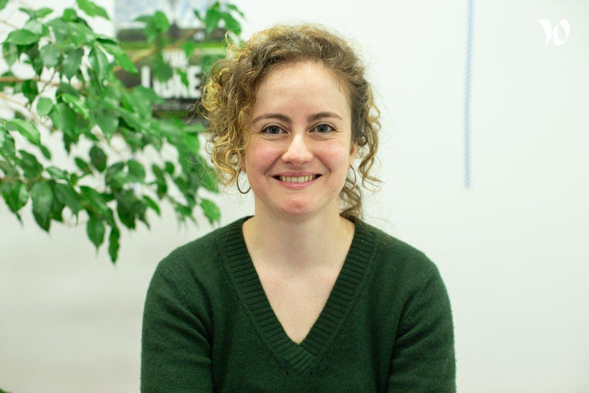 Rencontrez Léa, Co-fondatrice - Kelbongoo