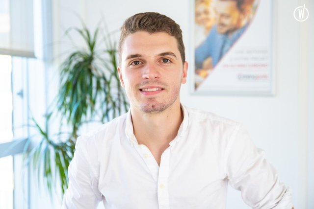 Rencontrez Edouard, Conseiller en crédit immobilier Immoprêt - Kereis Retail (ex Compagnie Européenne de Crédit)