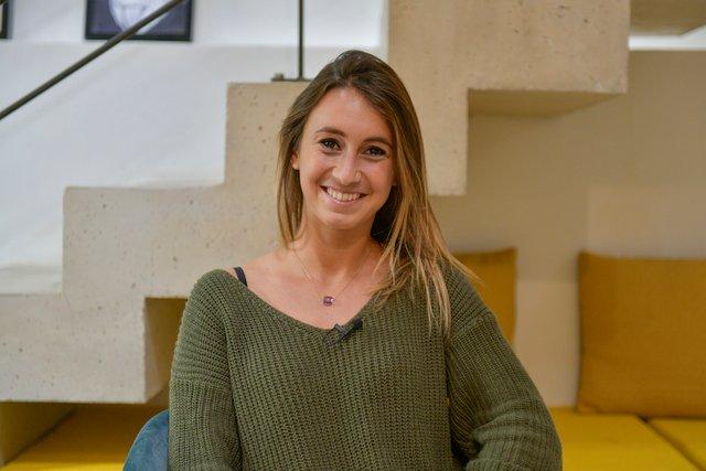 Rencontrez Marlène, Directrice de Projets - Linkshor