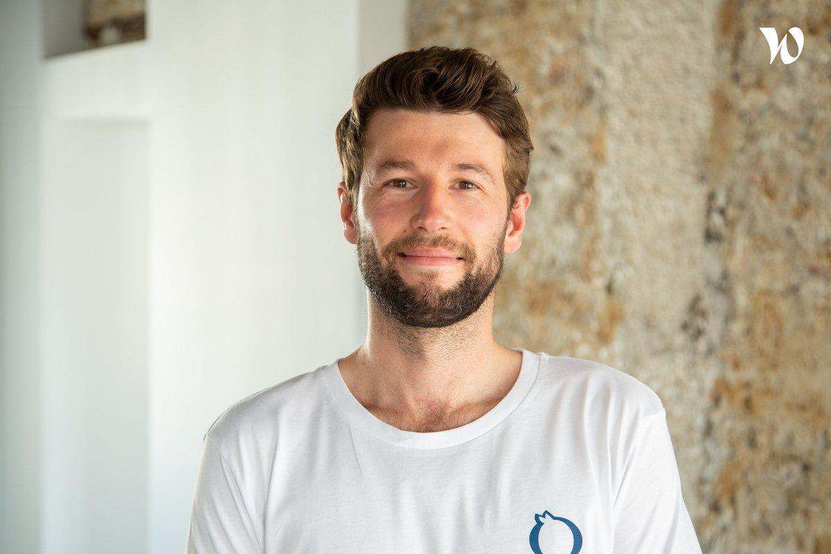 Rencontrez Oliver, International Sales Manager - Yogosha