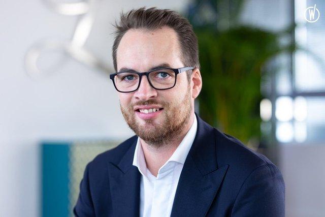 Rencontrez Thomas, Directeur du développement - Largilliere Finance