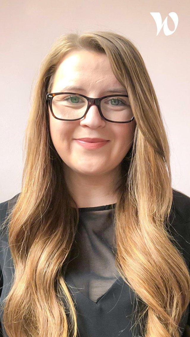 Meet Caroline, Sales and Client Executive - talent.io