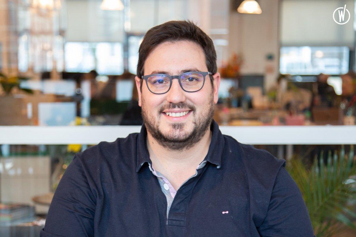 Rencontrez Kévin, Directeur Commercial - CASTALIE