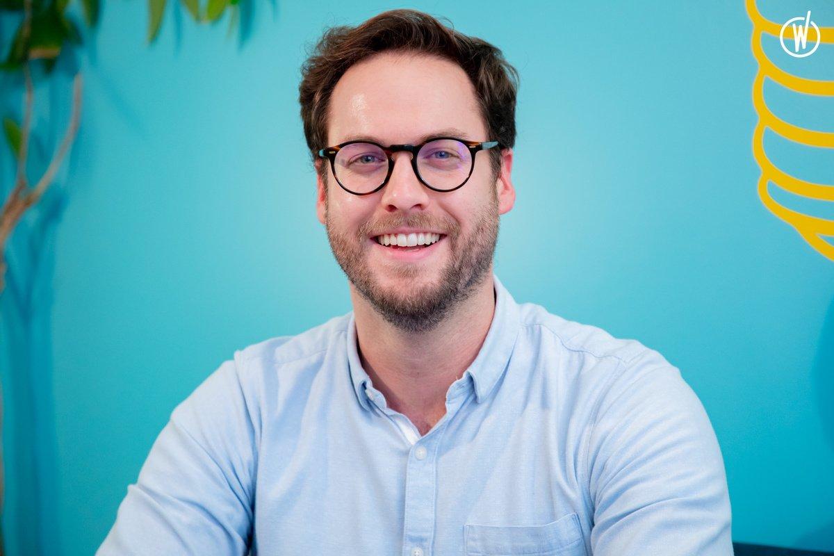 Rencontrez Antoine, Responsable d'agence (Laval) - Technology-Everywhere